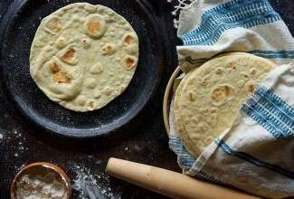 Simple Tortillas