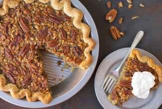 Old-Fashioned Pecan Pie