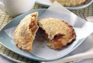 Toffee Apple Hand Pies