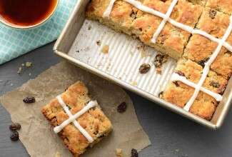 Gluten-Free Hot Cross Biscuits