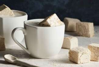 Maple Marshmallows