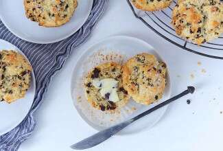 Gluten-Free Irish Soda Bread Muffins