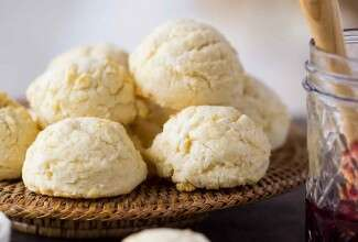 Easy Gluten-Free Biscuits
