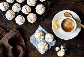 Cape Cod Soft Molasses Cookies | King Arthur Flour