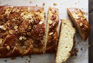Sweet Cheese Coffee Bread
