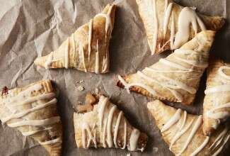 Maple-Apple Turnovers
