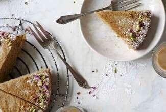 Sprouted Wheat Vegan Spice Cake King Arthur Flour