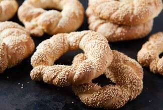 Turkish Simit Breads