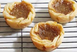 Classic Butter Tarts