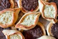 Fatayer (Middle Eastern Savory Hand Pies)
