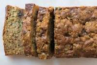 Simple zucchini bread via @kingarthurflour