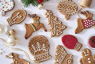 Christmas Baking Guide