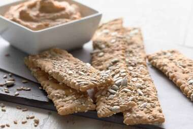Crunchy Crackers