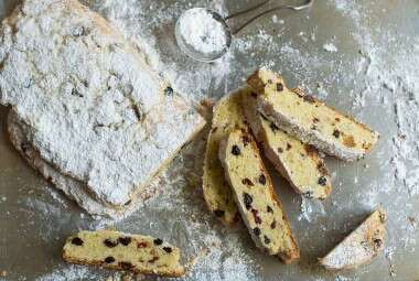 Our Easiest Stollen
