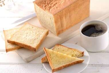 Potato Bread Perfect for Toast