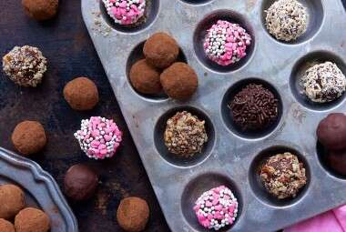 Deluxe Chocolate Truffles