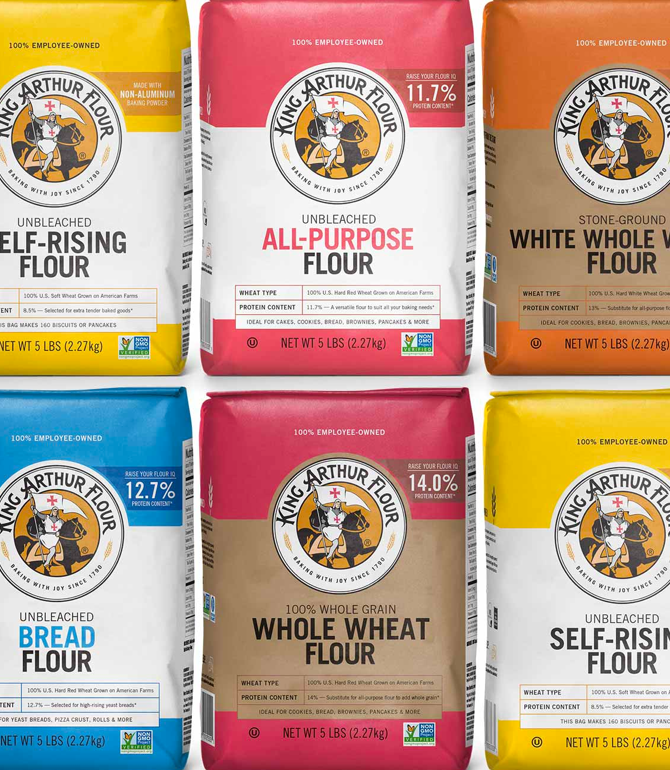 picture about King Arthur Flour Printable Coupon identify King Arthur Flour - Check out it The moment, Belief it Normally